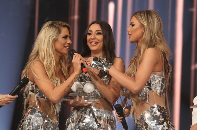 Uraganke pobedile na  Beoviziji u martu ove godine pa zablistale na Evroviziji