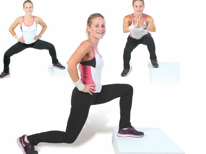 Za lepe noge ne morate u teretanu: 4 vežbe - brzi rezultati