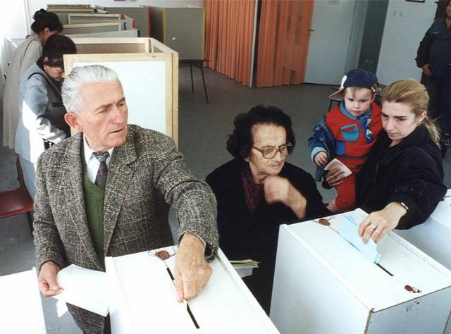 izbori 2000. godine