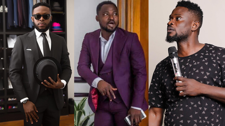 WATCH VIDEO : You slept with my girl; Funny Face calls out Kalybos, Bismark The Joke and Lil Win