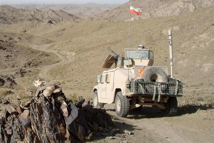 Polacy zginęli w Afganistanie