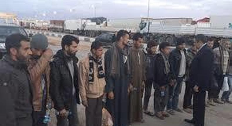 13 Egyptian workers freed after being kidnapped in Libya