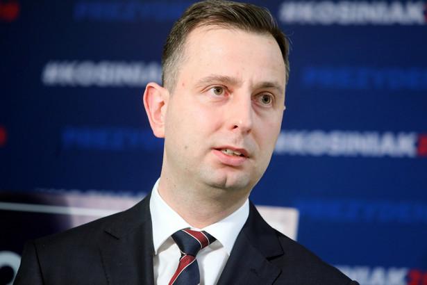 Władysław Kosiniak-Kamysz 1 lutego 2020