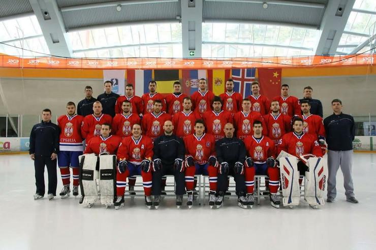 Hokejaška reprezentacija Srbije