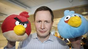 Angry Birds - imperium Wściekłych Ptaków traci zyski
