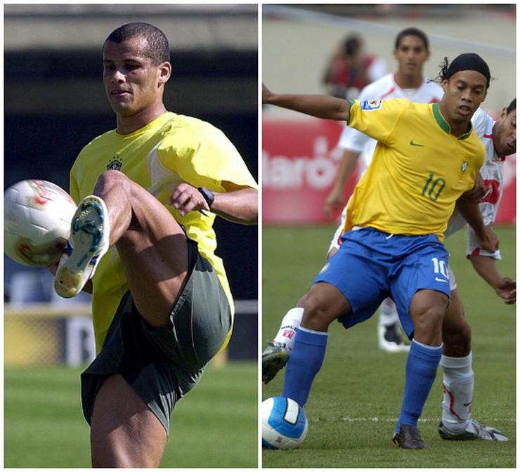 Rivaldo i Ronaldinjo