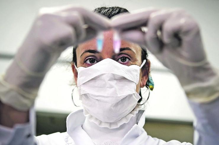"""američka kompanija """"moderna"""" vakcina korona virus"""