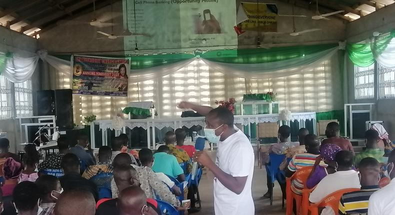 Opportunity International holds clients forum for cocoa farmers