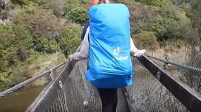 Nowa Zelandia: most zawalił się pod turystami. Wszystko zostało nagrane