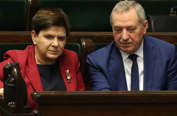 Wicepremier Beata Szydło stanie na czele Komitetu Społecznego Rady Ministrów