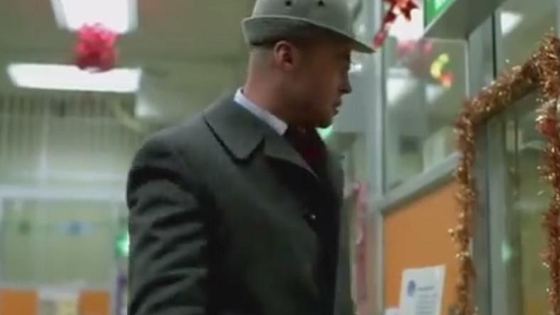 "Kadr z filmu ""Miś"""