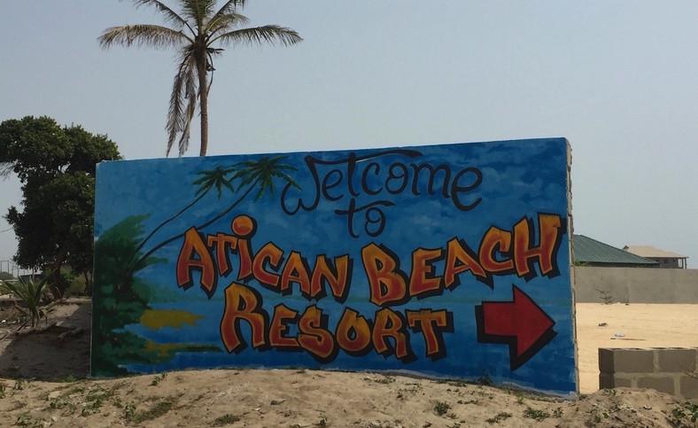 Atican Beach Resort. [hotels]
