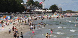 Uwaga! Kąpiel w Bałtyku grozi śmiercią! Komunikat po zgonie wczasowiczki