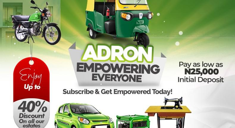 Adron Homes to empower thousands in their latest promo