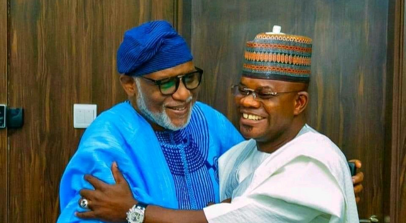 Rotimi Akeredolu of the APC declared winner of Ondo governorship election