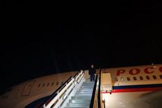 KRAJ POSETE Pogledajte kako je izgledao Putinov odlazak iz Srbije (FOTO, VIDEO)