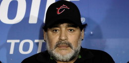 Diego Maradona zatrzymany! Co zrobił?