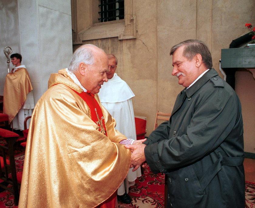 Abp Gocłowski: Jan Paweł II cenił Wałęsę