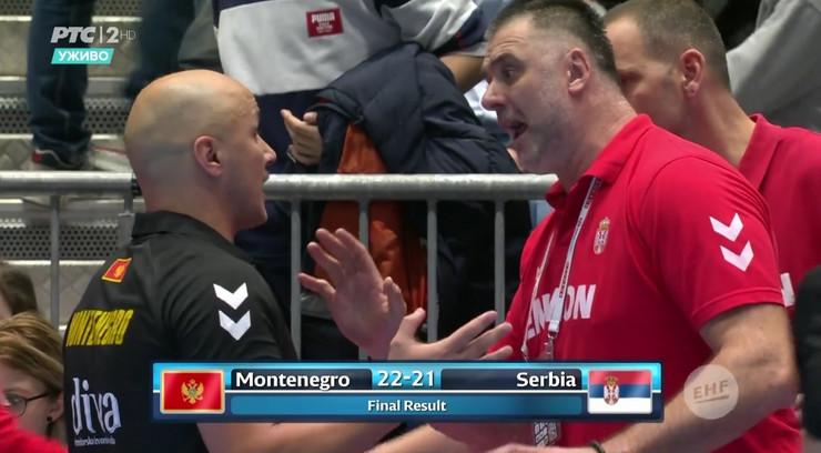 Nenad Peruničić i Zoran Roganović