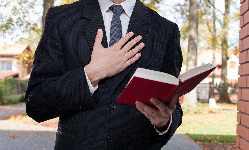 Świadek Jehowy skazany na 6 lat kolonii karnej