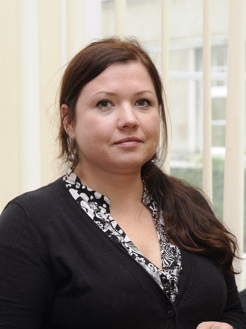 Ewa Mazur (38 l.) ZDIUM