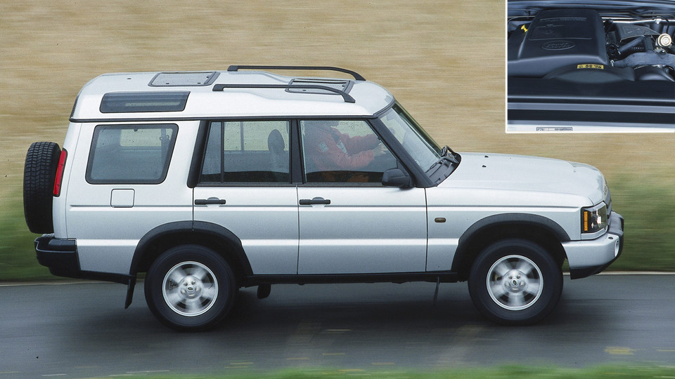 Land Rover Discovery II (1998-2004) 2.5 Td5