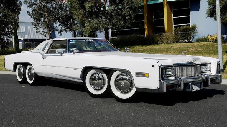 Cadillac Eldorado Biarritz Coupe