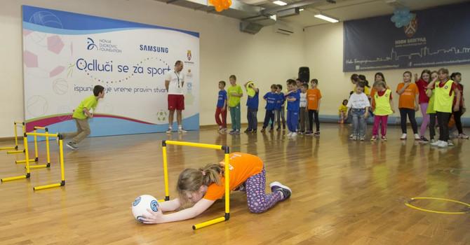 Deca u svetu sporta