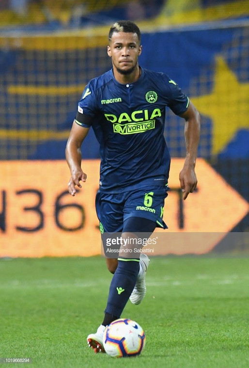 William Troost-Ekong has been a consistent player for Udinese so far this season (Getty Images)