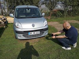"""Renault Kangoo z ogłoszenia - co to znaczy """"normalne ślady zużycia""""?"""