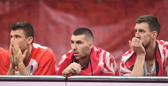 Nikola Jovanović, Ognjen Dobrić i Ognjen Kuzmić