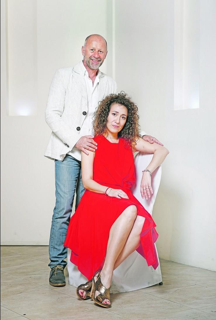 Jelena i Žika Zana