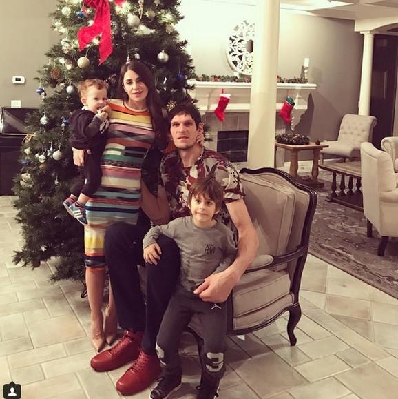 Srećna porodica Marjanović