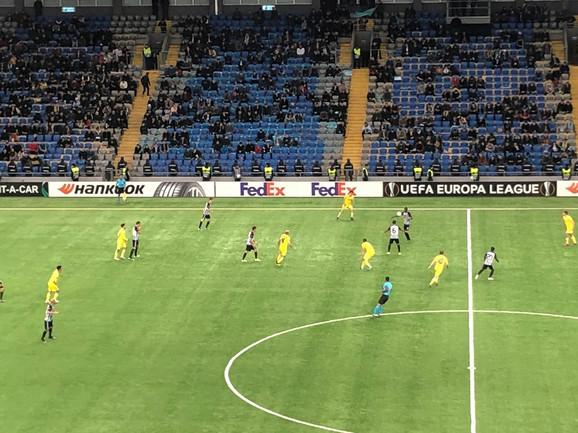 FK Astana, FK Partizan