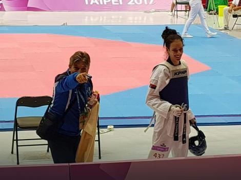 Tijana Bogdanović je osvojila dva zlata na Univerzijadi