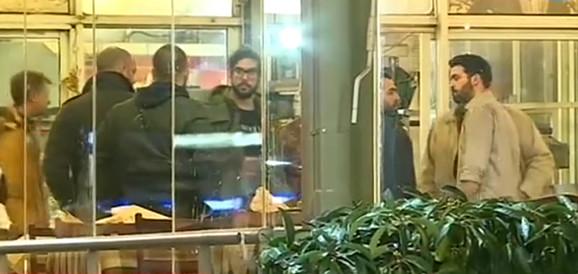 Restoran u kom je došlo do zločina