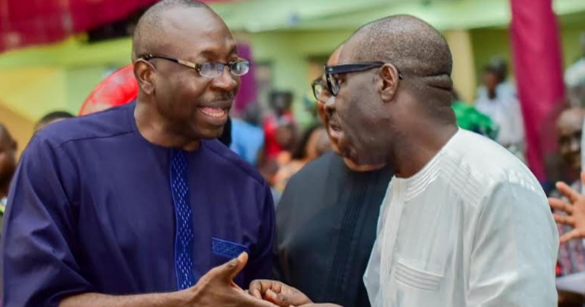 Obaseki won Edo people's mandate on godfather sentiments, not economic agenda  [ARTICLE]