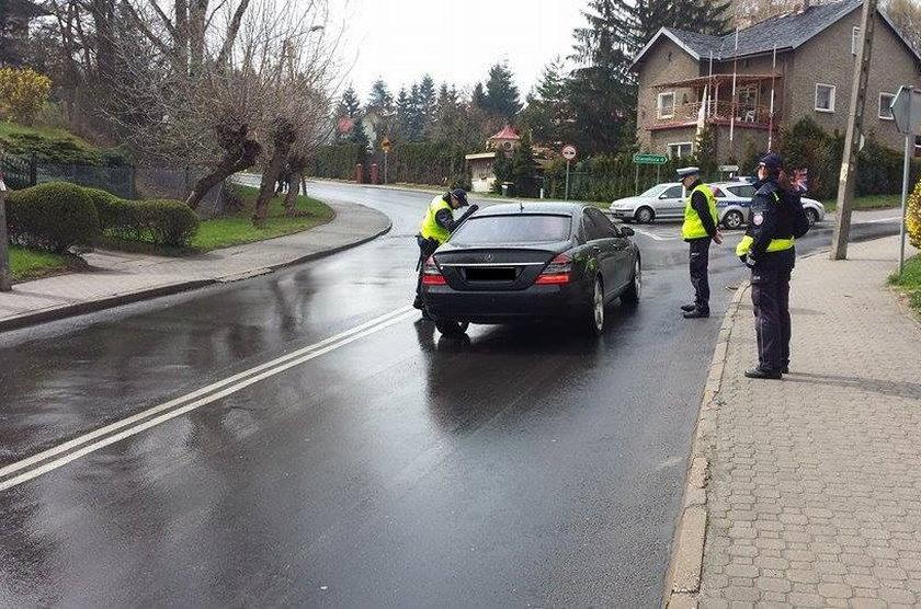 Opolscy policjanci zatrzymali strzelca z Głuchołaz