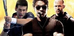 Stallone, Arnie i ... Djoković w jednym filmie
