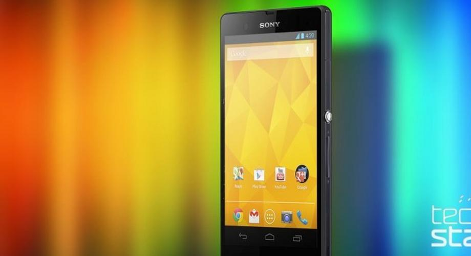 Gerücht: Sony Xperia Z erscheint als Google Edition
