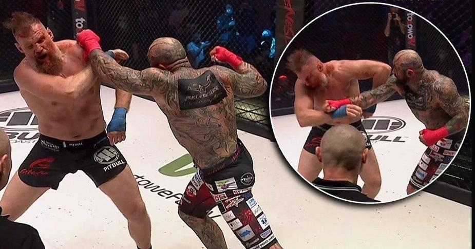 Genesis: Marcin Różalski pokonany przez Josha Barnetta! Były mistrz UFC zwycięzcą walki wieczoru!