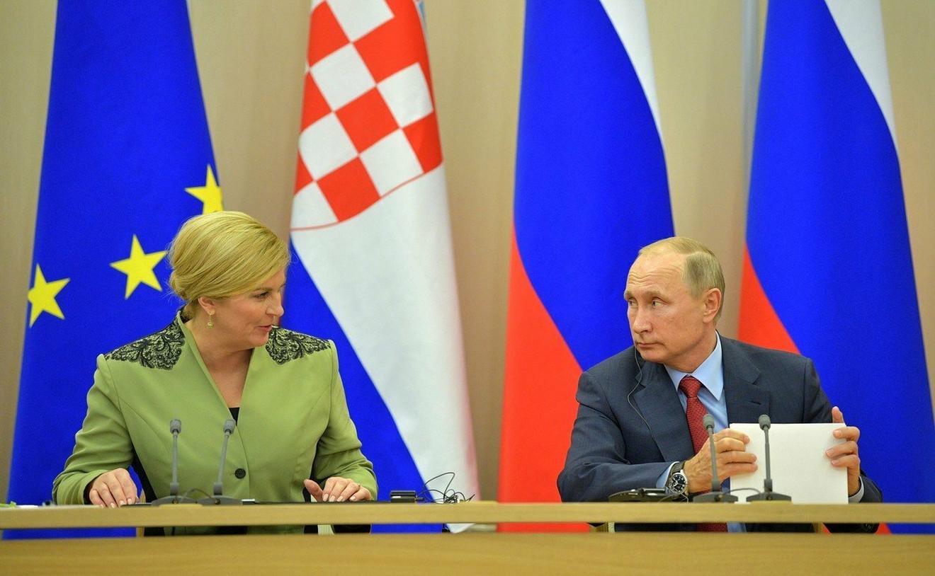Sa Putinom 2017. godine