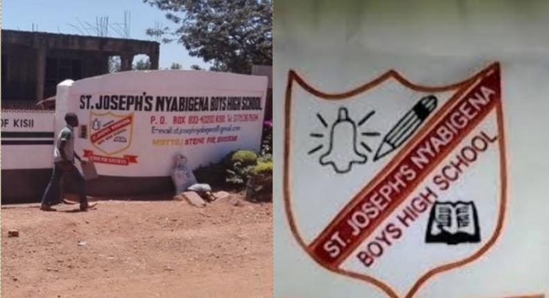 St. Joseph Nyabienga Secondary school in Kisii County