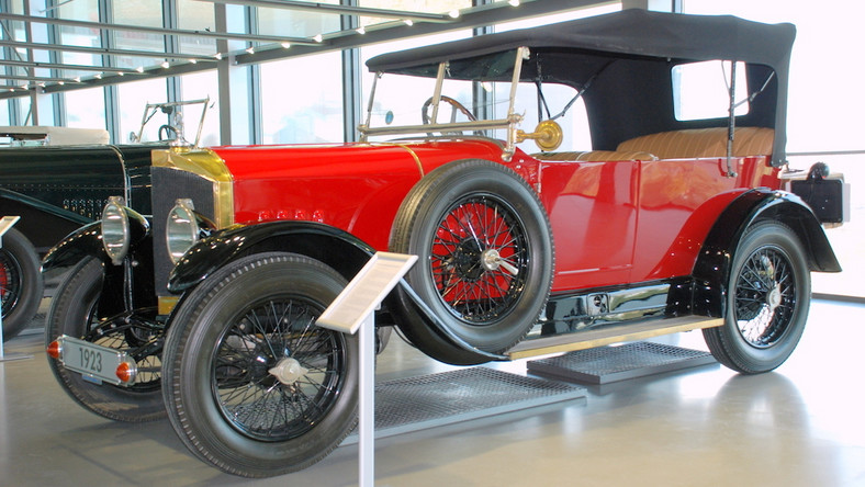 Mercedes 6/25/40PS z 1923 r.