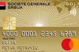 Mastercard Gold kartica