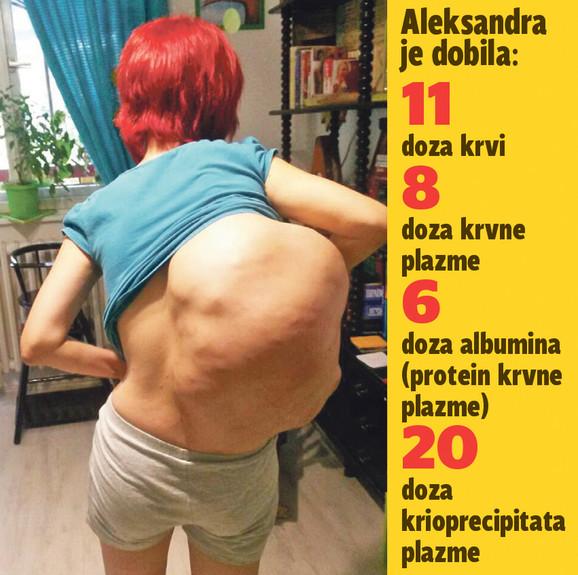 Aleksandru su odbili da operišu mnogi lekari u inostranstvu