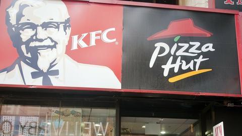 AmRest zarządza m.in. restauracjami pod marką KFC i Pizza Hut