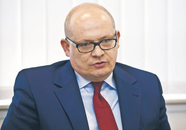Tomasz Zalasiński, konstytucjonalista, członek Zespołu Ekspertów Prawnych Fundacji Batorego, członek Trybunału Stanu fot. Wojtek Górski