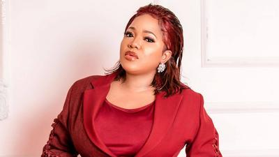 Nigerians drag Toyin Abraham on Twitter for promoting movie amid #EndSars protest