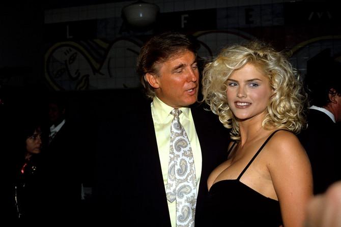 Anom Nikol Smit bio je opčinjen i Donald Tramp